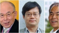 Blue LED creators receive Nobel Prize in Physics for 2014